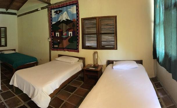 Hotel Jungle Lodge El Jardin Aleman